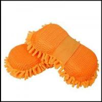 Chenille Car Cleaning Sponge Manufactures