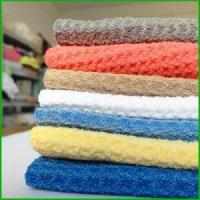 China Private Label Microfiber Cleaning Towels For Golf Club on sale