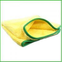 China Two Side Microfiber Car Wash Towel on sale