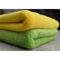 Buy cheap 1000GSM Microfiber Polishing Towel from wholesalers