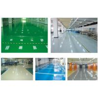 High scratch resistant epoxy flooring Manufactures