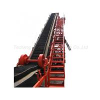 DJ large inclination belt conveyor