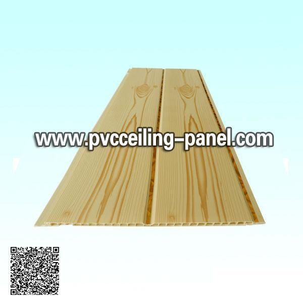 Quality Wooden design ceiling plaster board for sale
