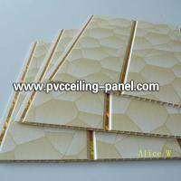 PVC Ceiling Panel with Normal Printing 20cm*6mm Manufactures