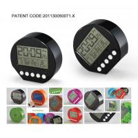 MD-8331R Radio Controlled LCD Clock Manufactures