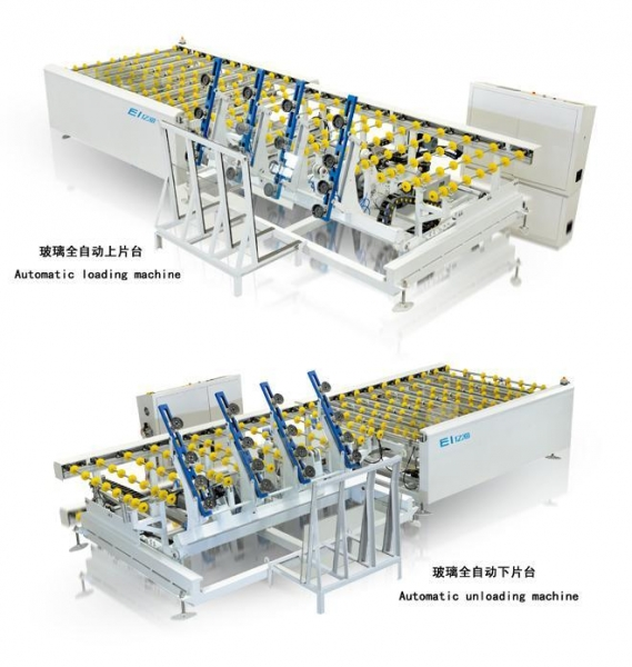 Quality ESPT/EXPT Glass Automatic Loading/Unloading Machine for sale