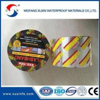 Self Adhesive Modified Asphalt Flashing Waterproof Tape Manufactures