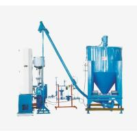 China EPS foam cup production line  Pretest bubble machine, raw material mix on sale