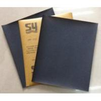 High quality silicon carbide Abrasive waterproof sandpaper /sand paper waterproof 9