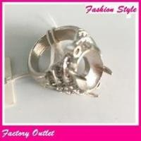 Good quality indonesia antique eternity gay men ring without stones Manufactures