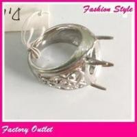 Buy cheap Best selling Chinese product wedding stainless steel class indonesia ring for men from wholesalers