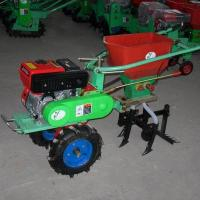 Single-row hand push fertilizer planter Manufactures