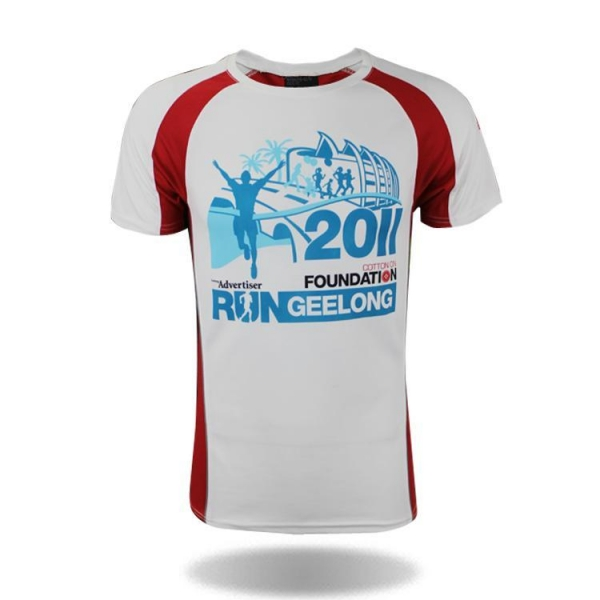 running advertising custom t shirt for sale of 16844742