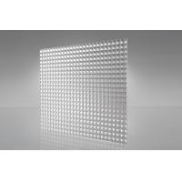 Buy cheap high quality acrylic prismatic sheet/pmma light diffuser film wholesale from wholesalers