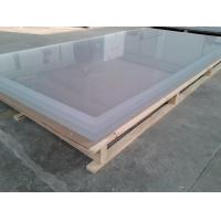 Buy cheap Hot sale transparent heat resistant plastic acrylic sheet from wholesalers
