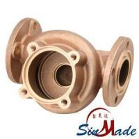 Auto Parts Custom Precision Casting Brass Lost Wax Casting Manufactures