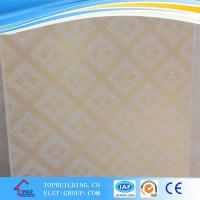 Buy cheap Colorful Gypsum Ceiling Tile from wholesalers