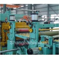 Flying shear cut to length line Manufactures