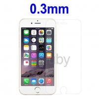 Quality 0.3mm Strong Hardness Anti-Explosion Tempered Glass for iPhone 6S Plus/ 6 Plus for sale