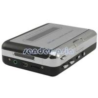 China USB Cassette Capture Player Convert Old Mix Tapes Cassette to PC MP3 iPod CD on sale