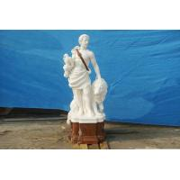 China Marble Carvings Baby on sale