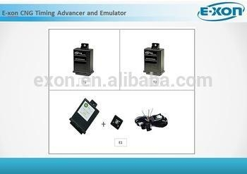 Quality E-XON Timing Advancer and Emulator CNG kits CNG Reducer Sequential Conversion for sale