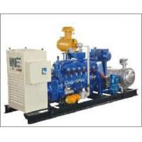 Buy cheap CE approved Biogas generator set 60kW with CHP from wholesalers