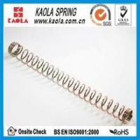 01 High Quality Metal Ballpoint Pen Springs Manufactures