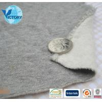 China 100% organic Cotton Terry Fabric French Fleece Knitting Fabric for Sportswear,etc. on sale