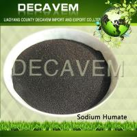 Quality Super Sodium Humate, Water solubility 100%,( humic acid )70%min for sale