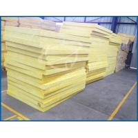 Glass wool board Fire proof thermal insulation glass wool