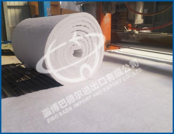 China Rock wool board Thermal Insulation Ceramic Fiber Blanket