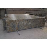 Buy cheap Prefab Kitchen Countertop S.F Imperial-Tops With 2+2cm Bullnose Edges from wholesalers