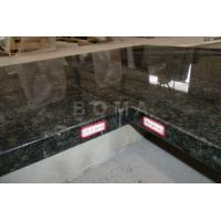 Custom Kitchen Units Verde Butterfly-Kitchen Tops Seamed and Labeled Manufactures