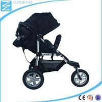 China Promotion colorful baby stroller Classic big wheels pram baby pushchair on sale