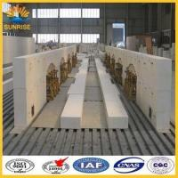Manufacture fused cast refractory AZS bricks for glass blast furnace refractory brick Manufactures