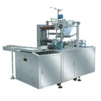 3 Dimensional cellophane perfume overwrapping machine PPD-B200 Manufactures