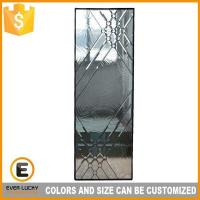 China Stained Glass Panels tempered glass shower wall panels on sale