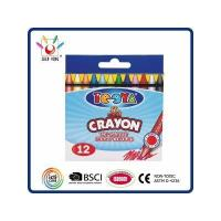 WATER COLOR 12 Wax Crayon in Color Box Manufactures