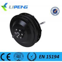 180W-500W Gear Motor Front hub motor LPQ04 Manufactures