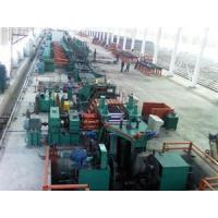 ERW Pipe Making Machine 50 ERW Pipe Mill Manufactures
