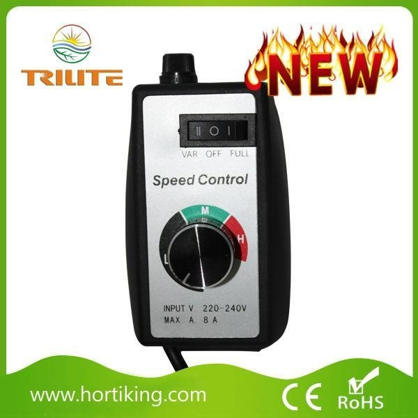 Quality indoor growing inline duct fan speed controller for sale