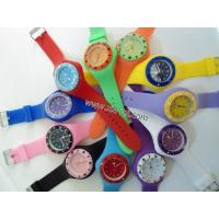 China Silicone Watches Hot 2011 silicone refrigerant spring watches wholesale