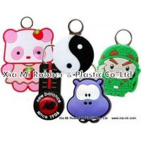 Soft pvc zipper puller charms Manufactures