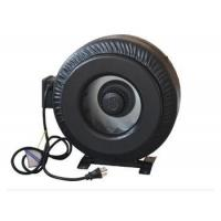 China Air & Ventilation Hydroponics Ventilation Duct Fan Centrifugal Quiet on sale