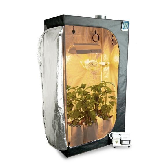 Grow Light Components 250w Small 2 X3 Organic Soil Grow