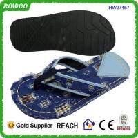 Fashion comfortable men slippers Manufactures