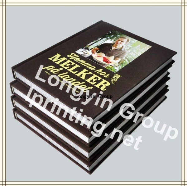 Cloth Cover Book Printing : Cloth cover cooking book printing books
