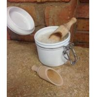 China Soap & Toiletry Supplies Wooden Scoop on sale