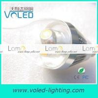 LED candle light 3W 5W E14/E12/E11/E17/E27/E26/B22/B15 led candle lamp Others Manufactures
